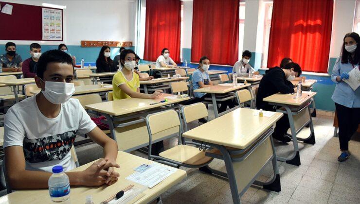 LGS kapsamında yapılacak merkezi sınava ilişkin mart ayı örnek soru kitapçığı yayımlandı