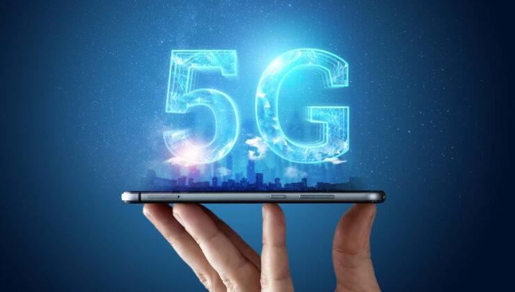 Telefonlar 5G ile şarj edilecek