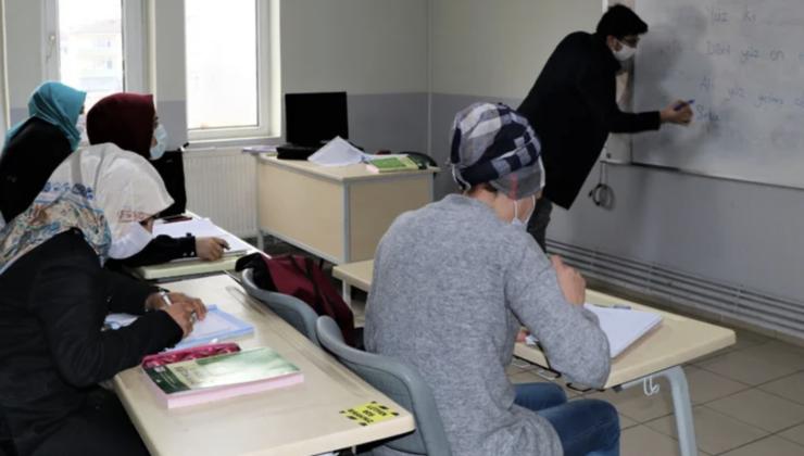 İlçedeki 'Halk Eğitimi Kampanyası' 79 Bin 652 kursiyere ulaştı
