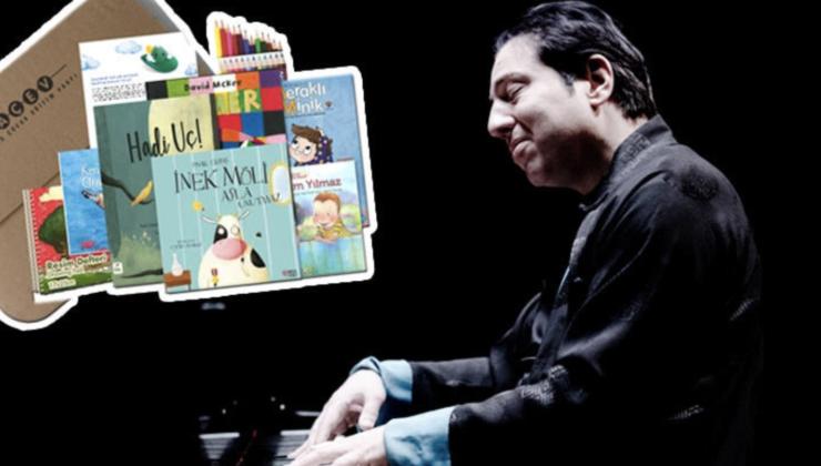 Ünlü sanatçılardan 100 bin çocuğa kitap desteği!
