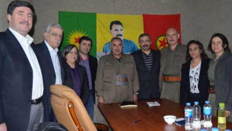 HDP'nin PKK'dan Farkı Yok Yüzlerce HDP'liye Siyaset Yasağı