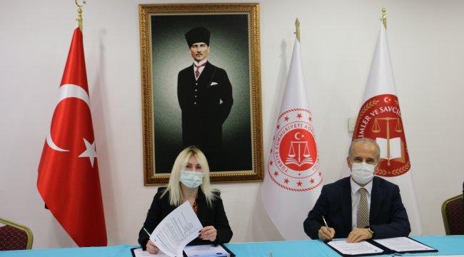 AÜ ile Cumhuriyet Başsavcılığı arasında işbirliği