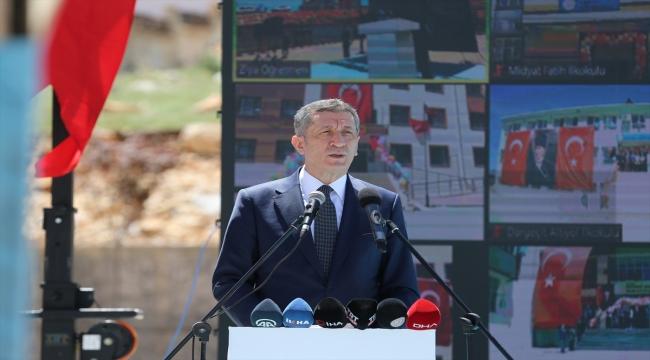 Bakan Selçuk Mardin'de eğitim tesislerinin açılışını gerçekleştirdi