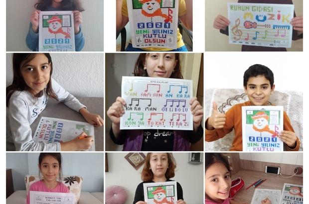 eTwinning ile 5 bin kişilik çocuk korosu oluşturdu