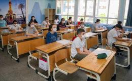 Eskişehir'de yüz yüze eğitime ara