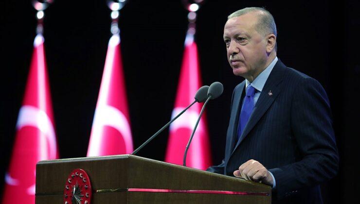 Cumhurbaşkanı Erdoğan'dan 'yerli aşı' açıklaması