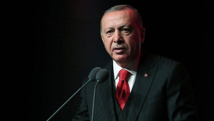 Cumhurbaşkanı Erdoğan'dan Etnospor'a tam destek
