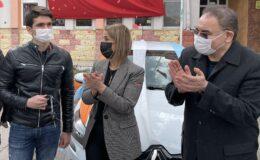 YKS'de Türkiye birincisi oldu otomobili kaptı