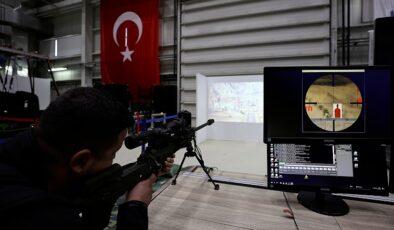 Nişancı Simülatörü ilk Isparta Dağ Komando Okulunda kullanılacak