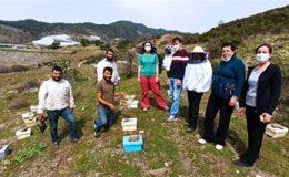 'Kurslarımızla Köylerdeyiz' projesi başladı