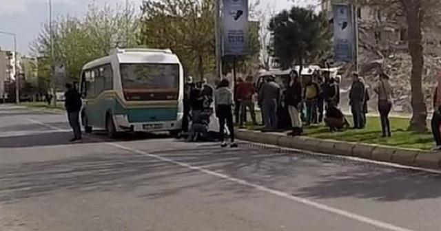 Minibüsün çarptığı üniversite öğrencisi hayatını kaybetti