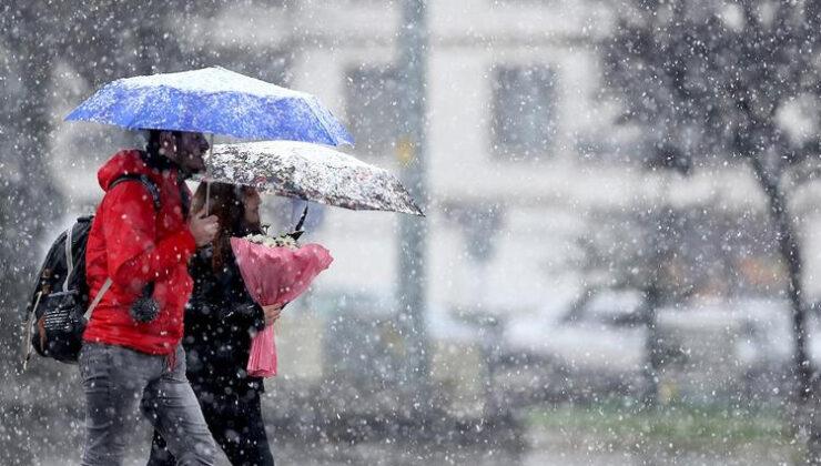4 ilde yoğun kar yağışı bekleniyor