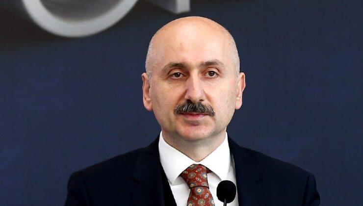 Karaismailoğlu'ndan 'Kanal İstanbul' açıklaması