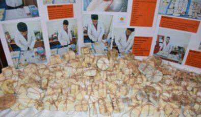 Lise öğrencileri atık yağlardan sabun üretti