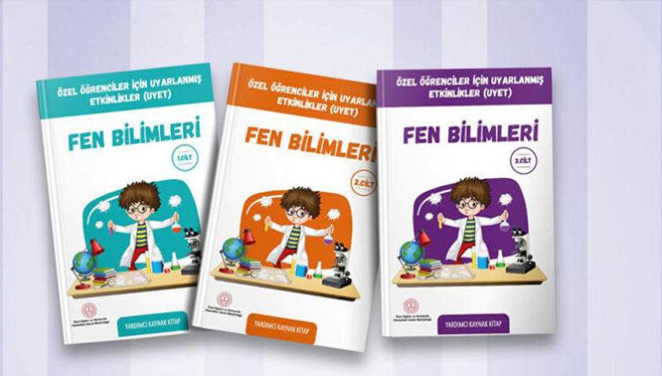 MEB'den özel eğitim öğrencileri için kitap seti
