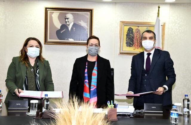MTÜ ve BÜGEM arasında 'tarımsal alanda' iş birliği