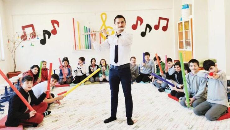 Fenomen öğretmenin müzik sınıfı