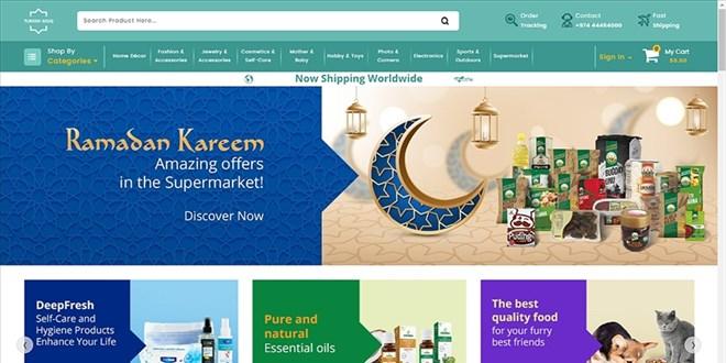 Türk ürünleri internet üzerinden dünyaya satılacak
