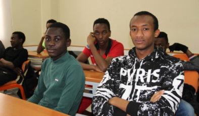 Ruanda Üniversitesi'nde Türkçe eğitimi verilecek