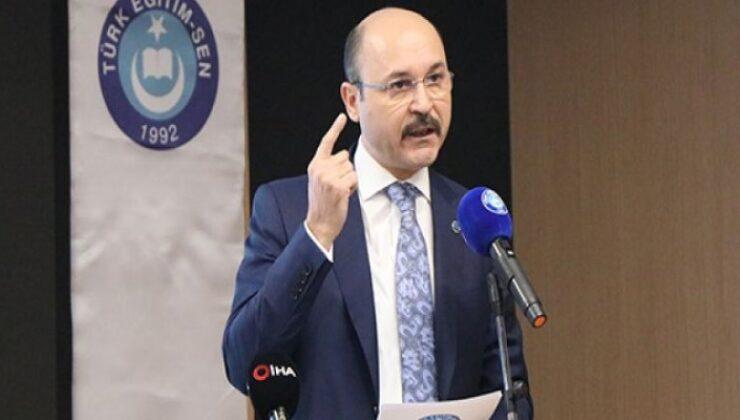 Türk Eğitim-Sen'den 'Öğretmenlik Meslek Kanunu' çağrısı