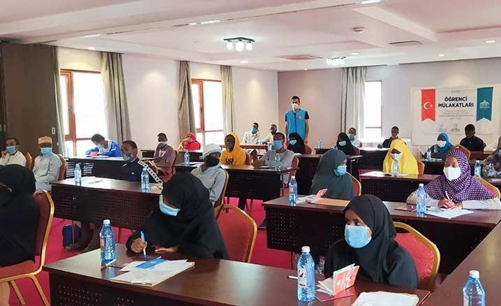 TDV'nin eğitim programlarına 105 ülkeden başvuru geldi