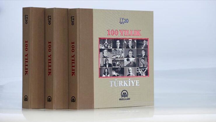 AA'dan 100 yıllık Türkiye Tarihi