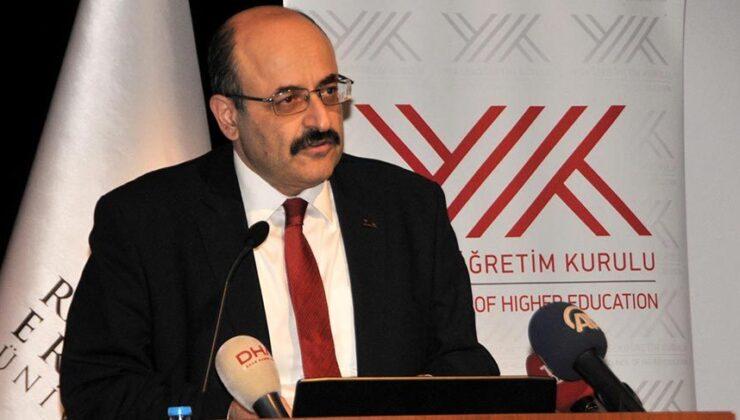 YÖK Başkanı Saraç, 'bölgesel kalkınma' için rektörlerle buluştu
