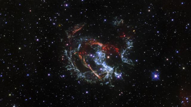 Bilinen evrenin en hızlı yıldızları bulundu
